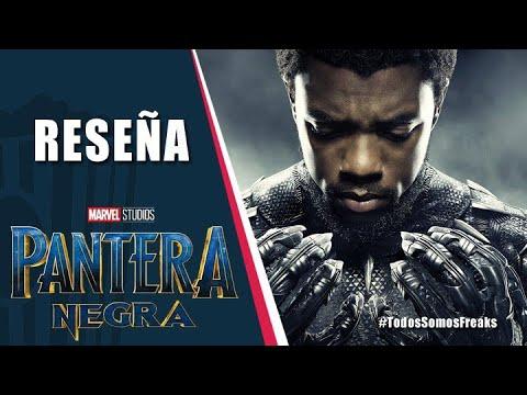 Pantera Negra Marvel | Canal Freak