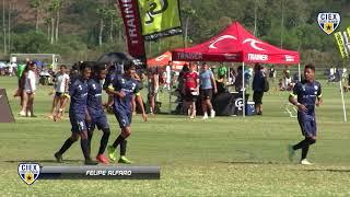Surf Cup| CIEX Sports Academy (2-2) Southampton Pro Academy | U19 Masculino 2018