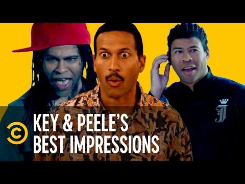 Key & Peele's Best Celebrity Impressions, Volume One  Key & Peele