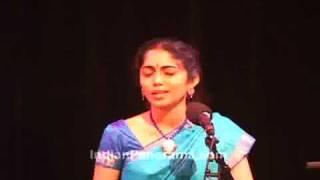Smitha Madhav In Denver 2006 - ninne bhajana - nata ragam