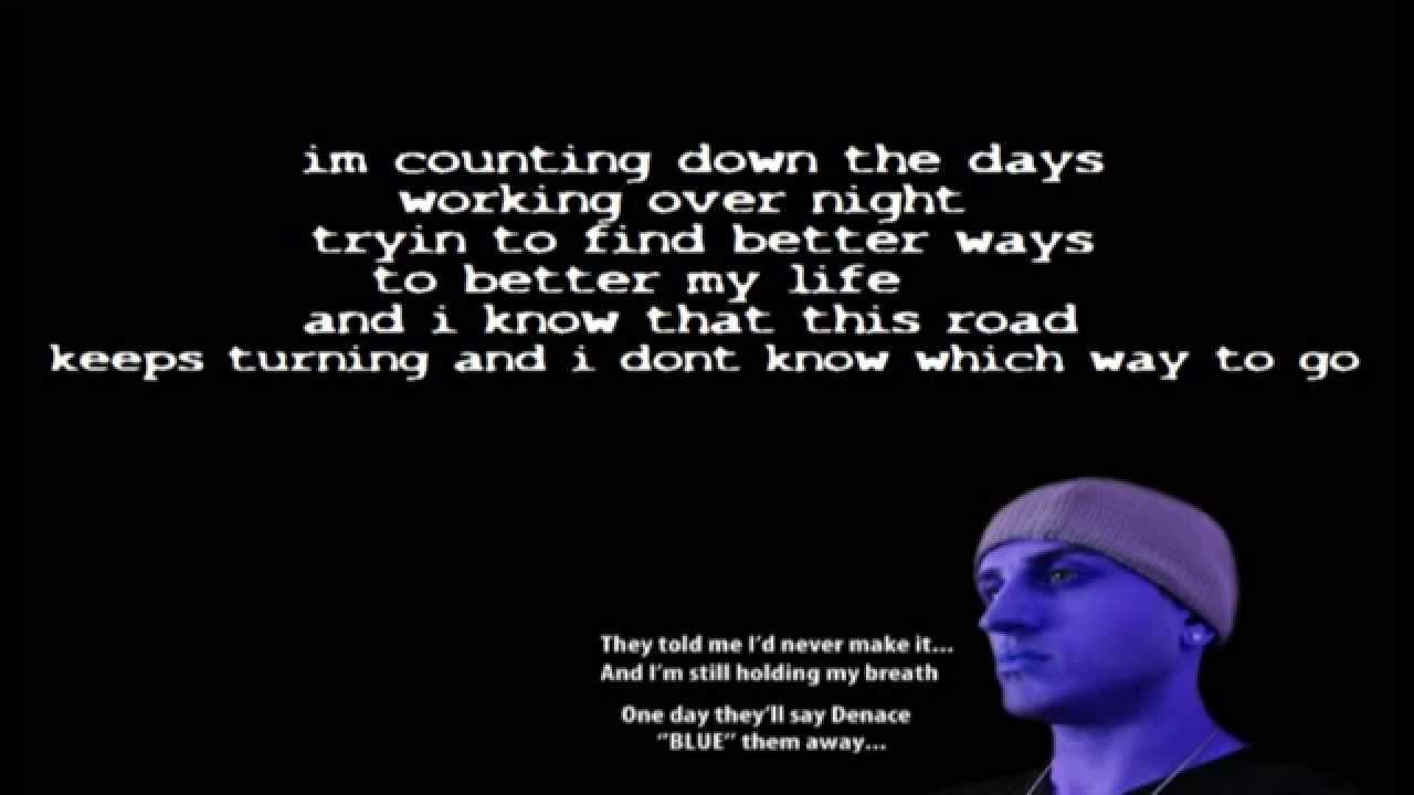 Download Denace - Better Days (Lyrics On Screen)