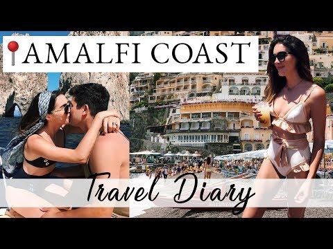 Vlog 7: Amalfi Coast Family Vacation