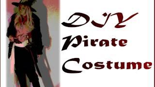 DIY Fashion - Pirate Costume for Halloween Thumbnail
