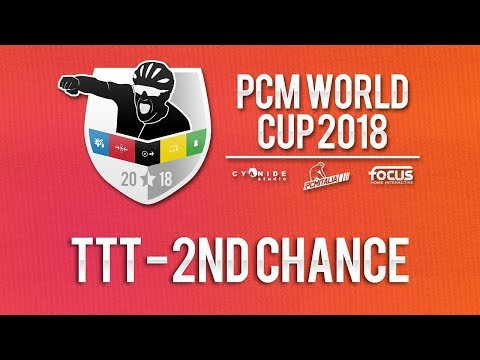 PCM World Cup 2018 - TTT - Second Chance - Group A+B+C