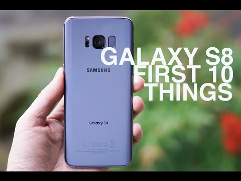 galaxy-s8:-first-10-things-to-do!