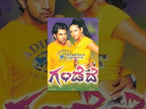 Gandede  Chiranjeevi Sarja, Ragini Dwivedi  Kannada Full Movie