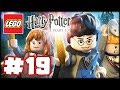LEGO Harry Potter: Years 1-4 - Part 19 HD Walkthrough - The Quidditch Cup