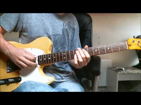 How to Play Dominant 7#9 Chords for Guitar - Kenny Burrell Chitlins Con Carne Style