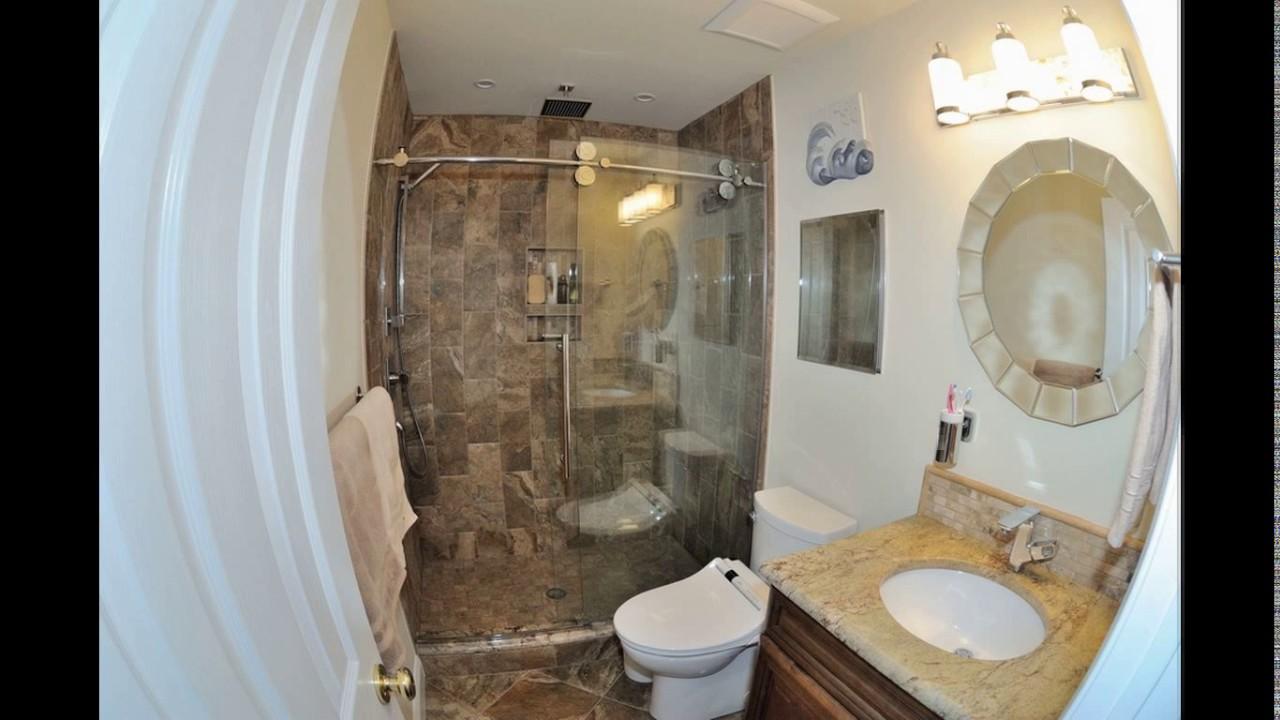 5x8 bathroom designs - YouTube