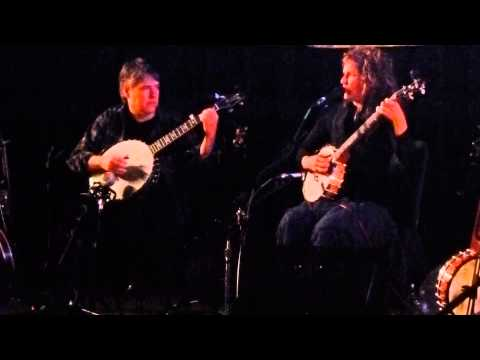 Bela Fleck & Abigail Washburn-Little Birdie-Folk Alliance 2015-KCMO 2-19-15