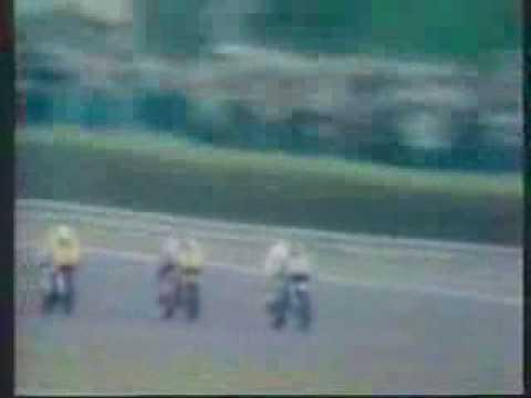 Silverstone (1979) Kenny Roberts Vs Barry Sheene