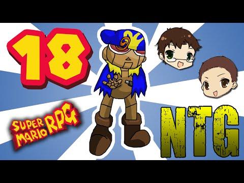 Olson Tower! -- Super Mario RPG #18 -- No Talent Gaming
