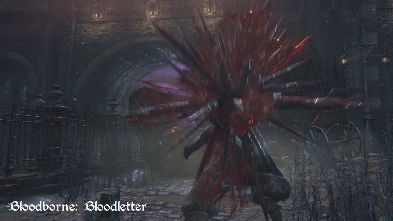 Download Bloodborne - Bloodletter (Move Set Showcase)