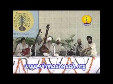 AGSS 1997 : Raag Gauri Bairagan - Prof Kartar Singh ji