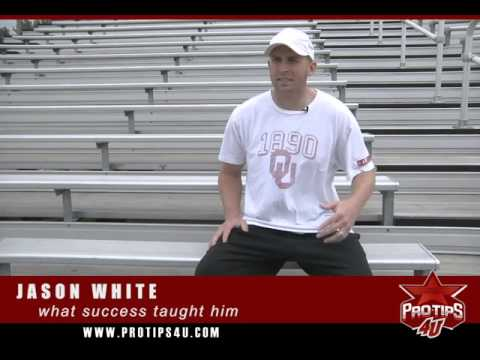Jason White tells ProTips4U what he