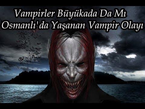Vampirler  Büyükada Da Mı?