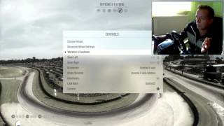 Dirt Rally - Ustawienia Kierowncy/wheel settings for LOGITECH G27/G25/G29/G920 DRIVING FORCE GT