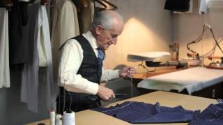 TAILOR'S TIPS by Vitale Barberis Canonico Episode 8: Sleeves (Part 1)