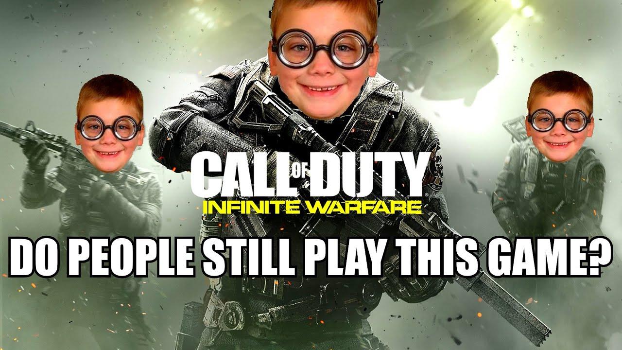 DO People Still Play INFINITE WARFARE in 2021...?