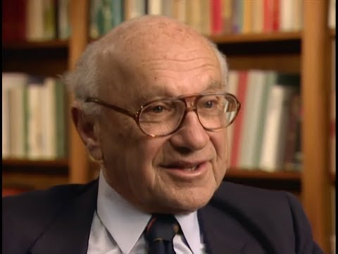 Milton Friedman - Enemies of the Free Market
