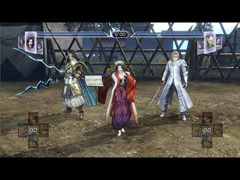 WARRIORS OROCHI 3 ULTIMATE - DUEL MODE