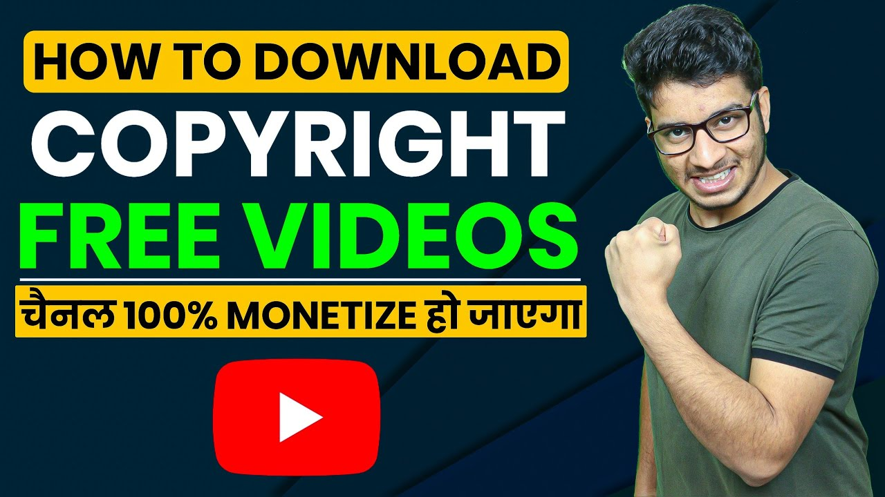 Download How to Download Copyright Free Videos for YouTube in 2021-Latest Tips