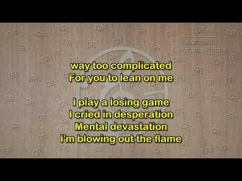 Avantasia - Blowing Out The Flame (Karaoke)