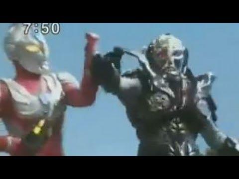Ultraman Max vs Kesam