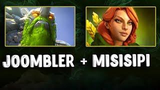 Misisipi + Joombler | Tiny + Windranger Связка на Маг прокаст в игре Дота 2