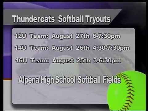 Thundercats Host Softball Tryouts