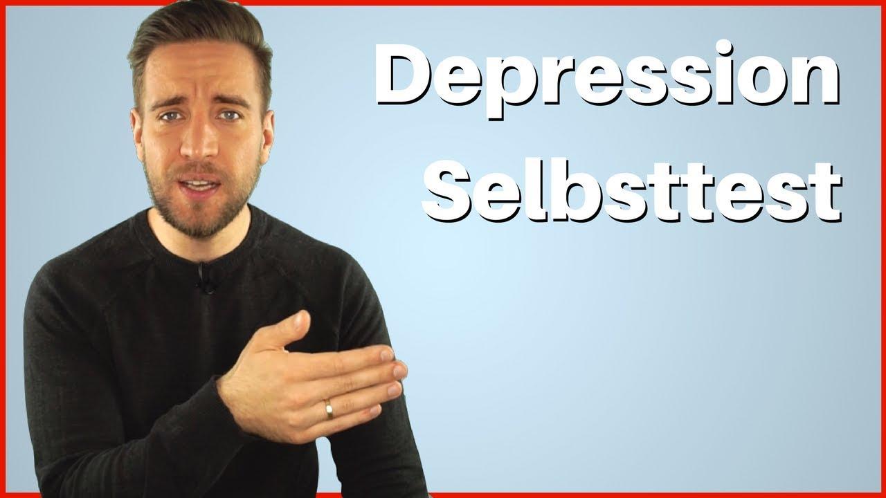 wie erkennt man eine depression