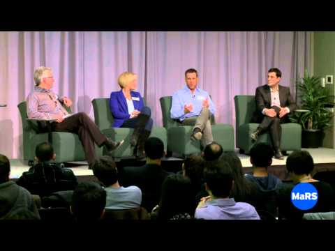 Meet the Entrepreneurs: Life Sciences & Healthcare - Entrepreneurship 101 2012/13
