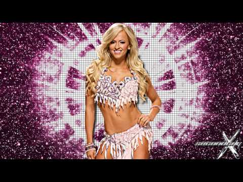 "WWE: ""Rush of Power"" ► Summer Rae 4th Theme Song"