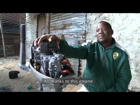 MOZAMBIQUE RURAL FINANCE SERIES - VIDEO 4: Microcredit to Business in Beira