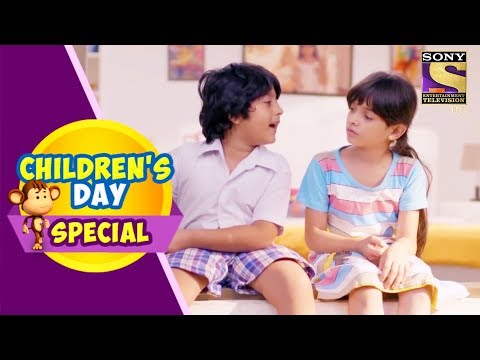 Children's Day Special | Golu The Diligent Brother | Kuch Rang Pyar Ke Aise Bhi