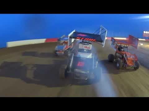 Luis Gonzalez Jr. - Trail-way Speedway - 8/2/19