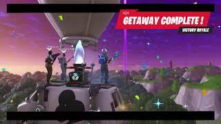 Getaway game mode fortnite BR