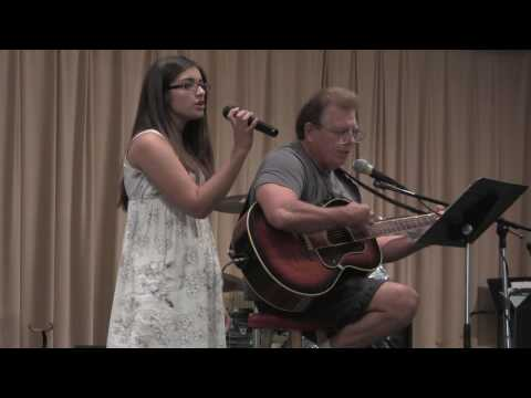 Rose Singh and John Horatschki - My Heart Will Trust (Reuben Morgan cover from Hillsong)