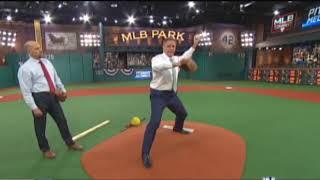 Al Leiter & J๐hn Smoltz Talk Pitching Mechanics.