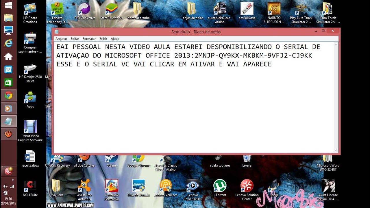 serial number office 2013 gratis