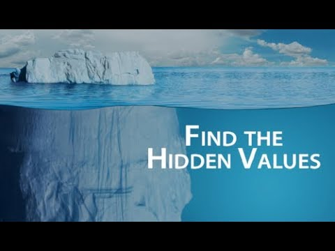 WHERE IS THE HIDDEN VALUE? + MORE NEWS AND INTEL
