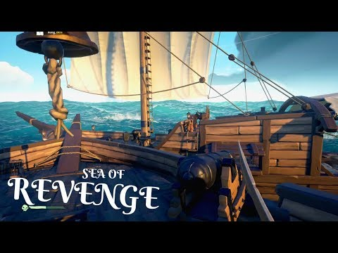 GOT MY STUFF BACK - The Solo Sloop Revenge - Sea Of Thieves