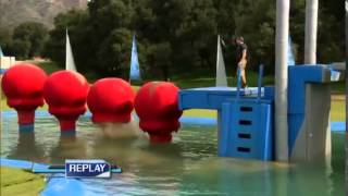 Wipeout Top 10 Moments