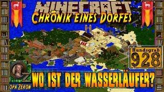 Minecraft #928-Chronik Eines Dorfes-Wo Ist Der Wasserläufer?[HD Deutsch]