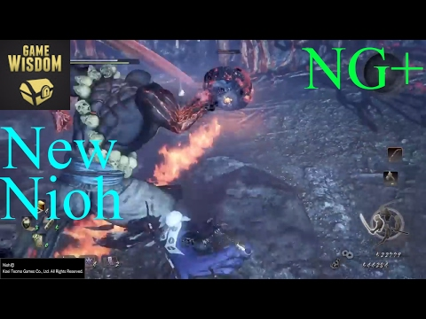 New Nioh Mission NG+ Crushed -- Secrets of the Dead