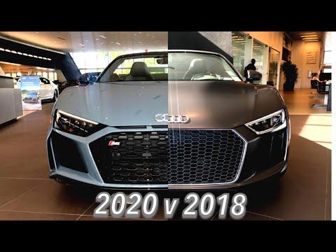 2020 Audi R8 V10 Spyder Review