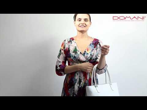 Gillian/ Обзор женской сумки/ Обзоры итальянских сумок от Domani.ru