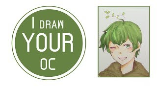 I draw YOUR OC! Ep. 1 (+How to enter)