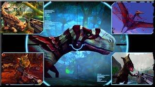 Dino Hunter Deadly Shores Game (Mobile Game)