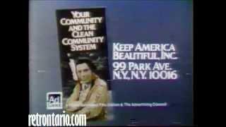 Keep America Beautiful 1981